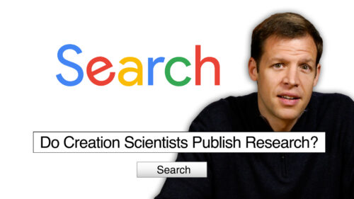 Do Creation Scientists Publish Research?