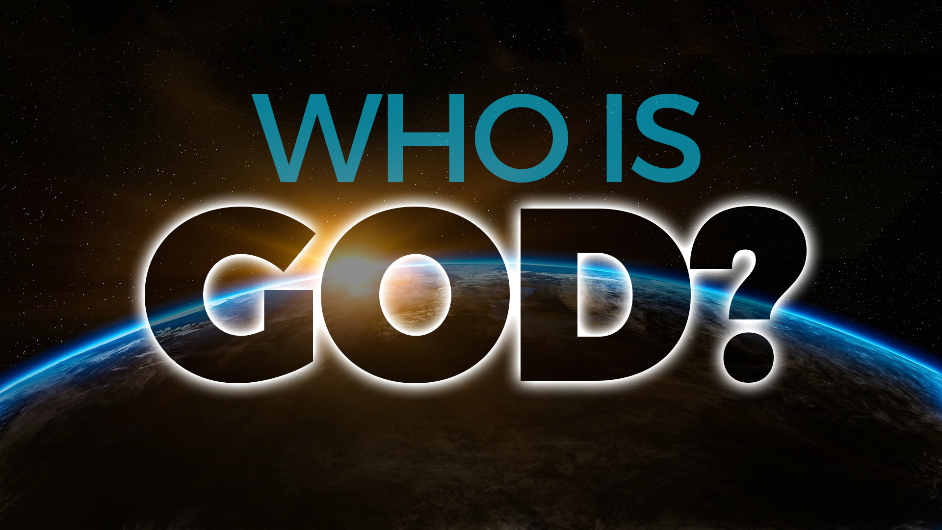 WHO is God? – WVBS Online Video