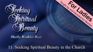 11. Seeking Spiritual Beauty in the Church | Seeking Spiritual Beauty
