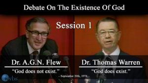 Session 1 (September 20) | Warren-Flew Debate