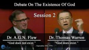 Session 2 (September 20) | Warren-Flew Debate