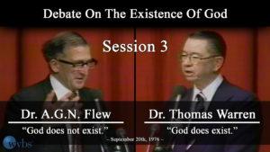 Session 3 (September 20) | Warren-Flew Debate