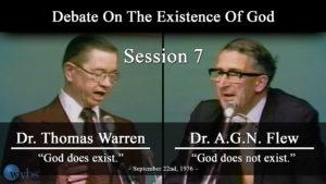 Session 7 (September 22) | Warren-Flew Debate