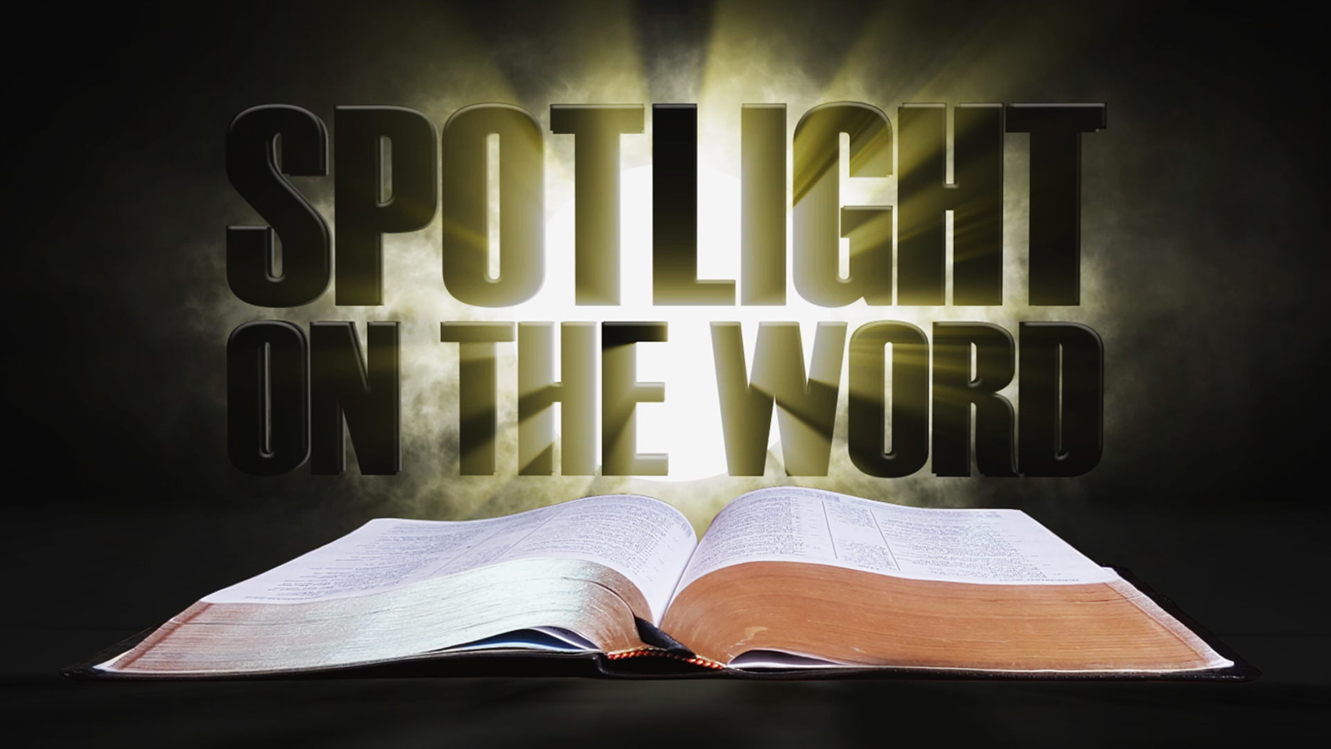 Spotlight on the Word