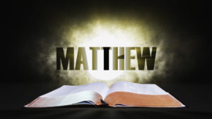 2. Matthew | Spotlight on the Word: New Testament
