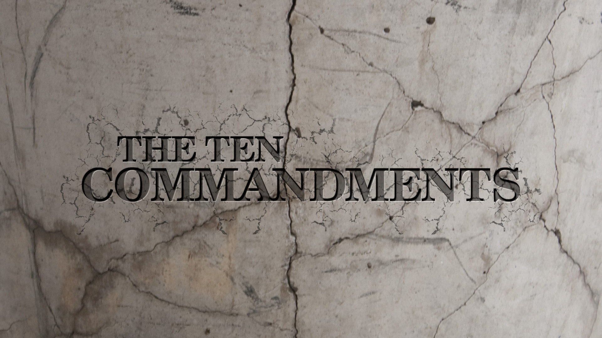 The Ten Commandments (Program)