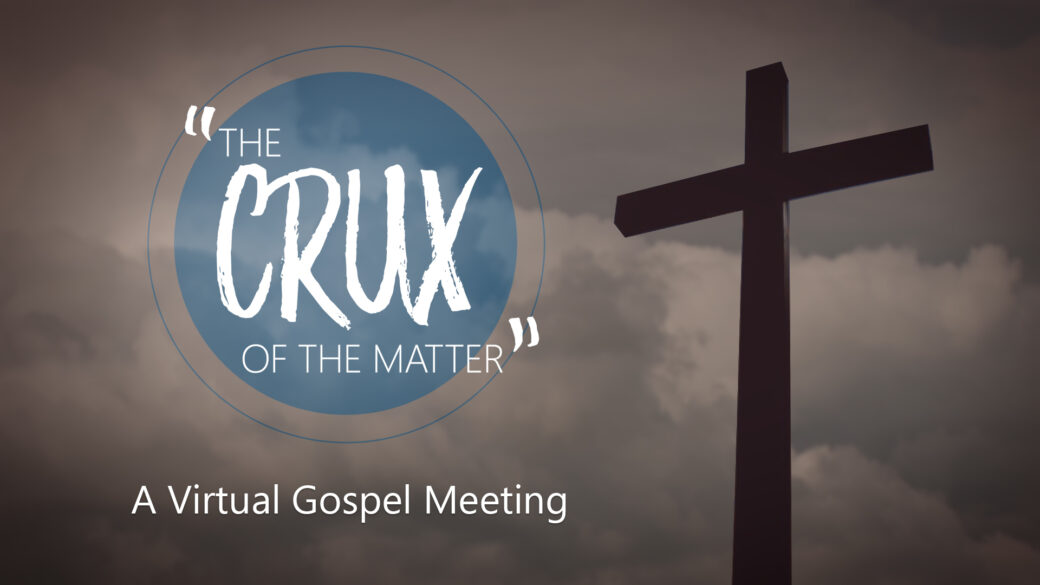 The Crux of the Matter Program