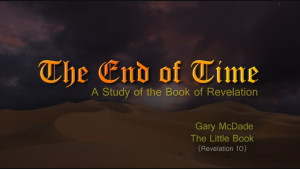 The End of Time: 12. The Little Book