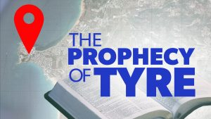 The Prophecy of Tyre | Proof for God