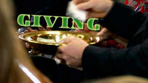 The Truth About Giving