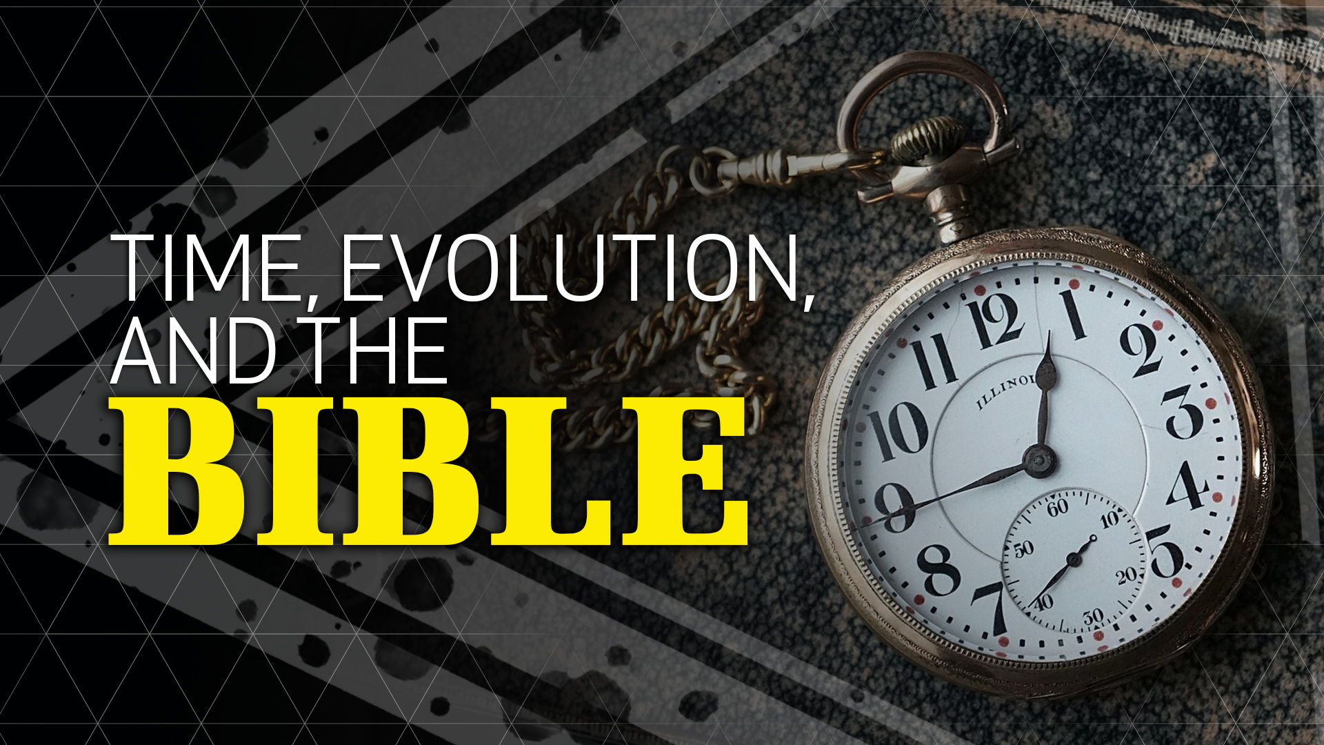 Time, Evolution, and the Bible