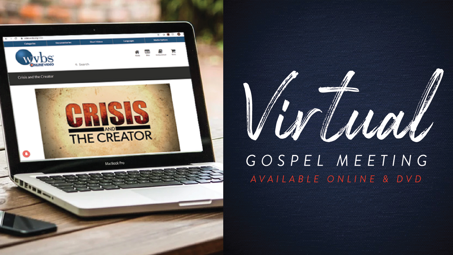 Virtual Gospel Meetings