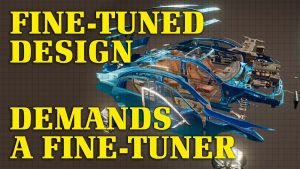 Fine-Tuned Design Demands a Fine-Tuner